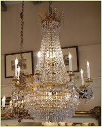 antique french empire crystal chandelier chandeliers pertaining to new household french empire crystal chandelier ideas