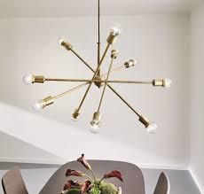 kichler lighting 43119nbr armstrong ten light rectangular chandelier