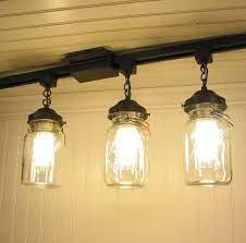 Best 25 rustic track lighting ideas on pinterest Mason Jar Track Lighting With Vintage Quarts Rustic Track Lighting Track Lighting Fixtures Kitchen Lighting Fixtures Track