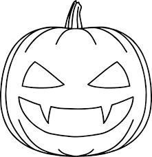 Bat Halloween Pumpkin Coloring Page   Wecoloringpage