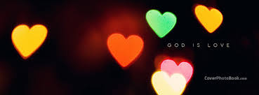 is love light hearts free facebook timeline profile cover religion