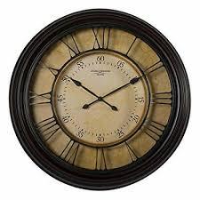 clocks roman numerals wall clock