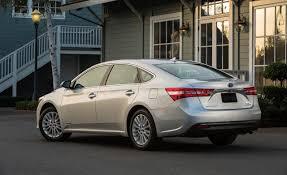 2013 Toyota Avalon Hybrid - Information and photos - ZombieDrive