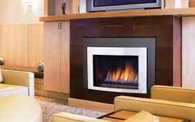 image of gas fireplace installation