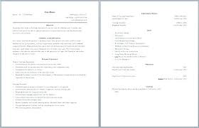 2 Page Resume Format Mesmerizing Can Resume Be 28 Pages Resume Templates Can Resumes Be Two Pages
