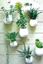 wall mounted planters planter succulent garden with hanging outdoor diy wall mounted planters planter succulent garden with hanging outdoor diy