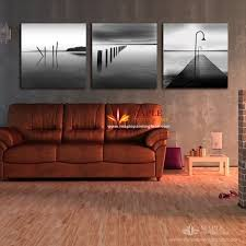 large canvas art home decoration wall art painting on canvas modern 3 panel canvas art paints living room wall picture