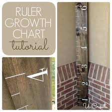 Growth Chart Tutorial U Create