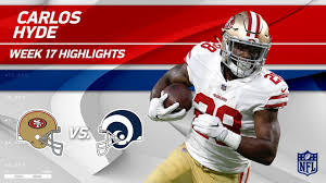 Carlos Hyde Highlights