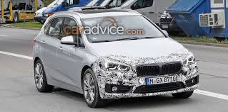 2018 bmw active tourer. simple 2018 2018 bmw 2 series active tourer update spied in bmw active tourer s