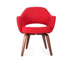 executive armchair  wood legs  rove concepts