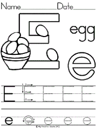 Cursive alphabet handwriting letters and numbers. Alphabet Letter E Egg Preschool Lesson Plan Printable Activities And Worksheets