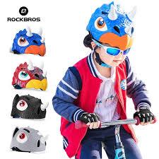 <b>ROCKBROS</b> Kid <b>Cycling</b> Cartoon Sports Children <b>Safety Helmet</b> ...