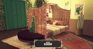 Sims Bedroom Spetses Bedroom Set Onyx Sims