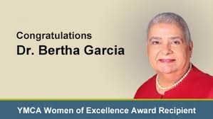 Dr. Bertha Garcia receives YMCA Women of Excellence Award | LHSC
