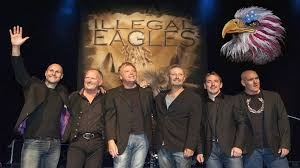 eagles band 2015. Interesting Band Illegal Eagles And Band 2015