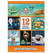 Treehouse In DVDs U0026 Blurays  EBayOctonauts Treehouse