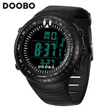 mens large watches promotion shop for promotional mens large top brand wristwatch mens fashion large face led digital swimming climbing outdoor man sports watches relojes deportivos gift