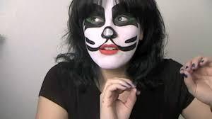 kiss makeup tutorial the catman peter criss vivaglamlana you