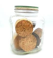 large cork stoppers extra glass