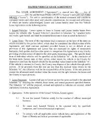 Lease Contract Sample Lease Contract Format Word Residential Lease Agreement Template 8