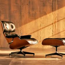 Eames Chair With Ottoman Eames Lounge Chair Ottoman Office Designs