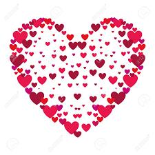 Beautiful Heart Design Decorative And Beautiful Heart Design Vector Illustration Graphic