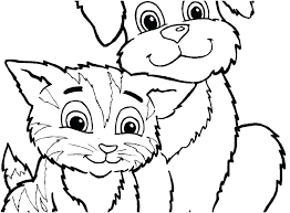 Catdog Coloring Pages Psubarstoolcom