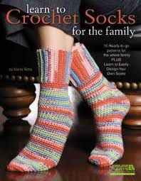 Learn to Crochet Socks for the Family by Darla Sims | Waterstones