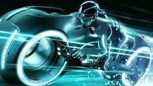 motorbike from tron legacy
