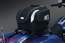 Motorcycle Luggage Rack Bag Beauteous Kuyrakyn Adds Two New Bags To XKursion Motorcycle Luggage Lineup