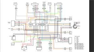 wiring map wiring image wiring diagram solved butchered wiring on baja 50 atv fixya on wiring map