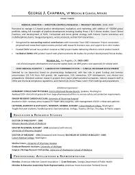 Sample Medical School Resume Stunning VP Medical Affairs Sample Resume Executive Resume Writer For RD