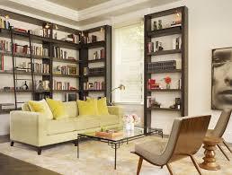 bookshelf for living room. transitional living room with library bookshelf for