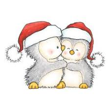 cute christmas penguin drawing.  Christmas Wild Rose Studiou0027s Exceptionally High Quality Unmounted Clear Stamps  Feature Some Of The Cutest Characters Around Just Lay Them On An Acrylic Block To  Intended Cute Christmas Penguin Drawing A