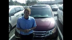 2013 Honda Odyssey for Tim from Alex Marefka at Tameron Honda in ...