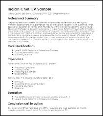 Sous Chef Resume Template Enchanting Executive Chef Sample Resume Resume Of A Head Chef Free Executive