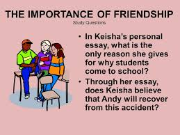 tears of a tiger by sharon m draper ppt 40 the importance of friendship study questions