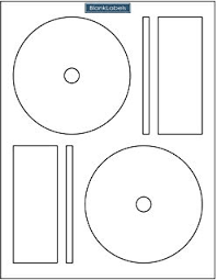 Dvd Face Template Amazon Com Avery 98122 Labels For Use With Cd Stomper Cd