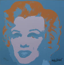 andy warhol marilyn monroe lithograph signed limited edition 826 2400 ii 29