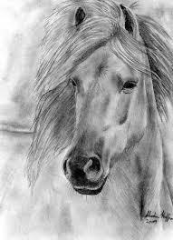 wild horse drawings in pencil. Fine Wild Wild Horse By Farfinmosker Intended Drawings In Pencil