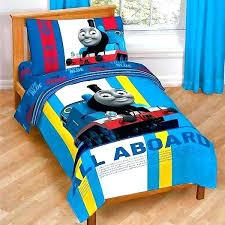 thomas the train bedding set bed twin tank engine regarding