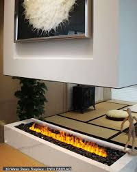 Best Log Fireplace Inserts 2017Water Vapor Fireplace