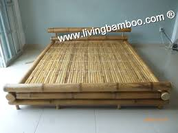 Bamboo Bed-LION BED ...