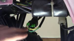 checking the coil wires on an atv or gokart youtube atv ignition coil wiring checking the coil wires on an atv or gokart