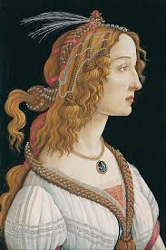 it was even used to heighten the hair color of the figures as a result this was probably the most costly tondo ever created by botticelli