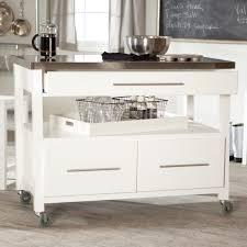 Kitchen Island Cart Kitchen Gratifying Stainless Steel Kitchen Island Within Kitchen