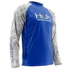 Huk Mens Performance Kryptek Raglan Vented Ls Shirt