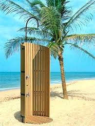 outdoor beach shower accessories mn imge