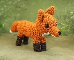 Crochet Fox Pattern Interesting Red Fox Amigurumi Crochet Pattern PlanetJune Shop Cute And